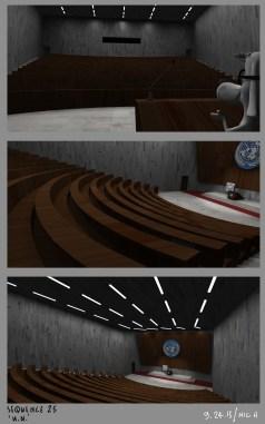 Peabody Intro - UN lecture hall interior