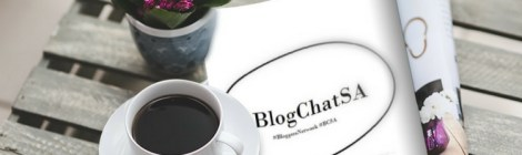 BlogChatSA with Sasha - Episode 1