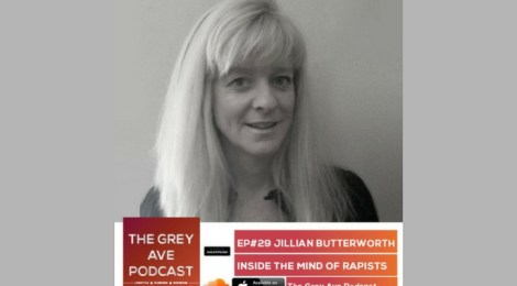 The Grey Ave Podcast - Jillian Butterworth