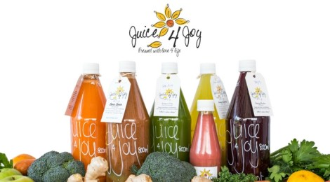 Real Health Plus - Juicing the RIGHT way with Juice 4 Joy