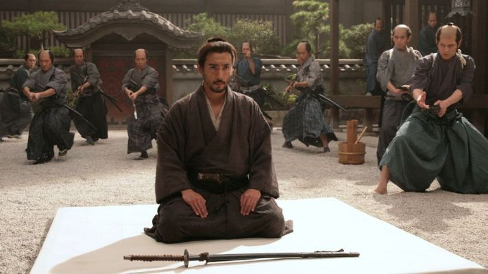 Hara Kiri Death of a Samurai
