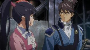 I know the Kurusu x Ayame ship won't sail that far but... it's still best OTP.