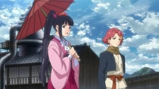 Let's go buy some dumplings, Yukina-san.
