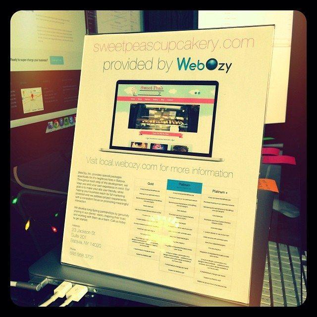 WebOzy fancy signage