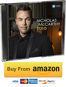 Nicholas McCarthy One Handed Pianist