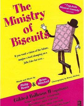 The Ministry of Biscuits