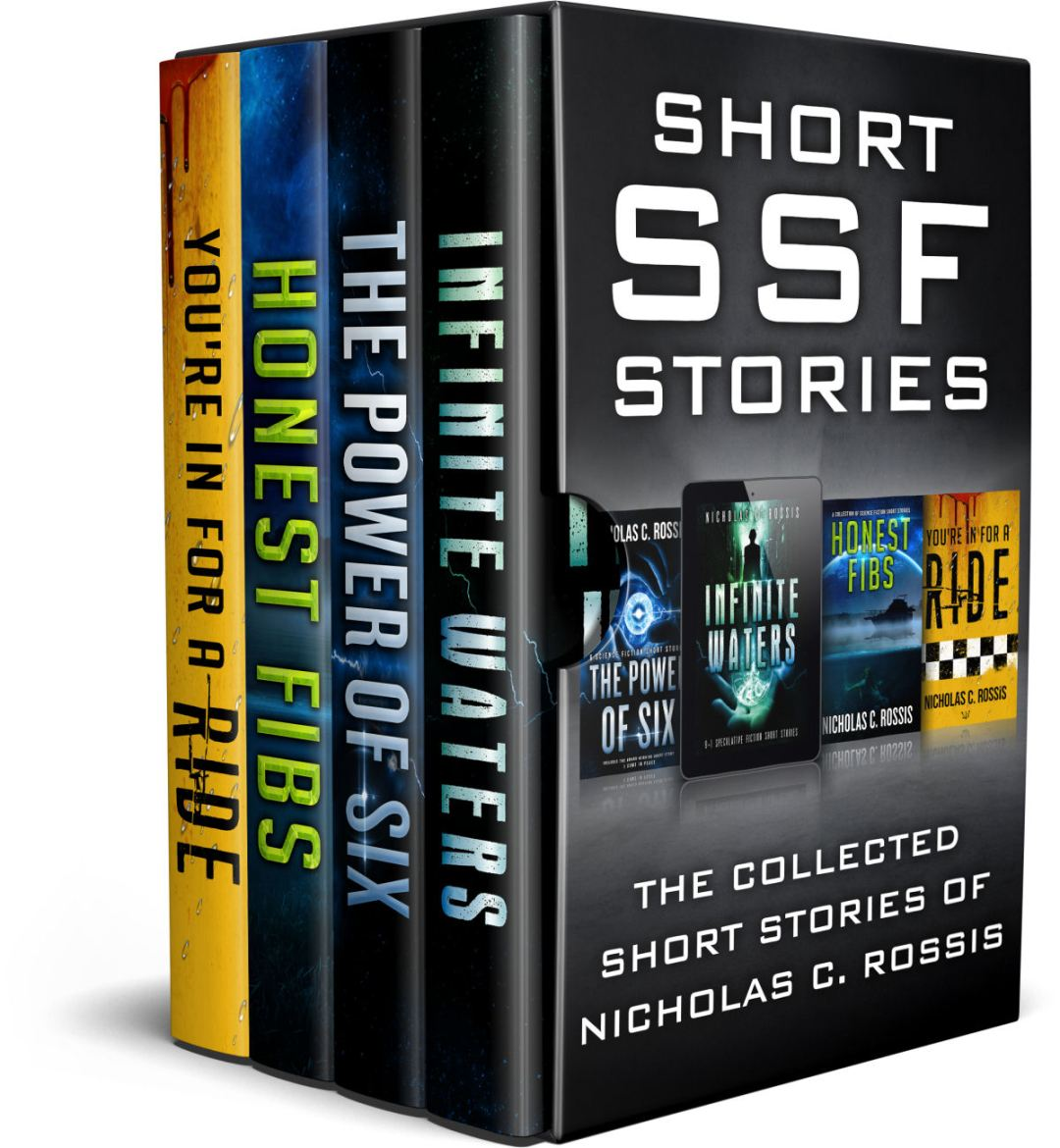 Short Science & Speculative Fiction Stories Bundle | From the reader blog of Nicholas C. Rossis, author of children's books, fantasy and science fiction