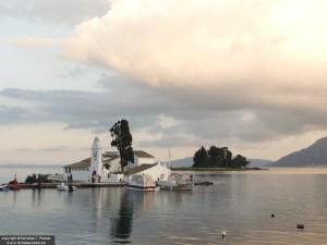 Vlaherna, Island of Corfu, Greece