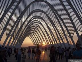 Olympic stadium, Athens, Greece