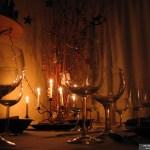 Christmas dinner, Athens, Greece