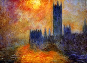 Monet, Houses of Parliament