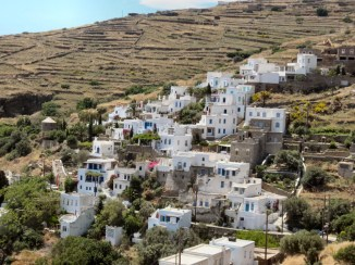 Island of Tinos photo, Greece