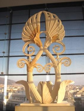 Ornament originally found atop the Parthenon