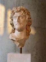 Hegemon's bust