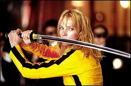 uma thurman kill bill