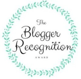 The Blogger Recognition Award | From the blog of Nicholas C. Rossis, author of science fiction, the Pearseus epic fantasy series and children's books