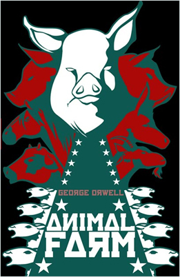 Animal Farm | From the blog of Nicholas C. Rossis, author of science fiction, the Pearseus epic fantasy series and children's books