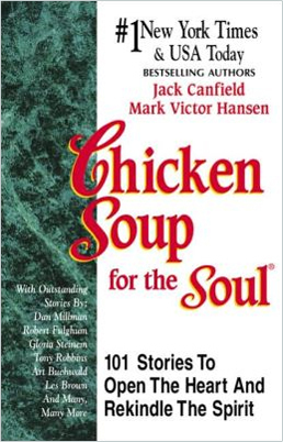 Chicken Soup for the Soul | From the blog of Nicholas C. Rossis, author of science fiction, the Pearseus epic fantasy series and children's books