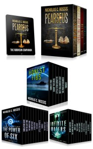 The Ultimate Bundle of Fantasy Novels and Science Fiction Short Stories | From the blog of Nicholas C. Rossis, author of science fiction, the Pearseus epic fantasy series and children's books