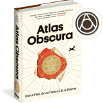 Pre-order Atlas Obscura's book! | From the blog of Nicholas C. Rossis, author of science fiction, the Pearseus epic fantasy series and children's books