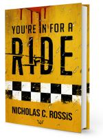 You're in for a Ride: a short science fiction/speculative fiction stories collection | From the blog of Nicholas C. Rossis, author of science fiction, the Pearseus epic fantasy series and children's books