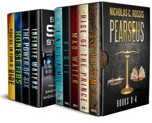 Ultimate fantasy & SSF bundle | From the blog of Nicholas C. Rossis, author of science fiction, the Pearseus epic fantasy series and children's books