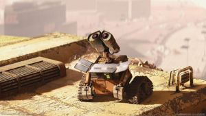 Pixar Wall-E   From the blog of Nicholas C. Rossis, author of science fiction, the Pearseus epic fantasy series and children's books