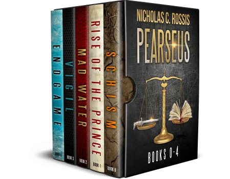 header image - Pearseus: Endgame | From the blog of Nicholas C. Rossis, author of science fiction, the Pearseus epic fantasy series and children's books