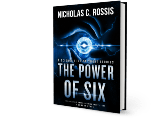 Power Of Six Slider Image | From the blog of Nicholas C. Rossis, author of science fiction, the Pearseus epic fantasy series and children's books