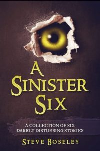 A Sinister Six | From the blog of Nicholas C. Rossis, author of science fiction, the Pearseus epic fantasy series and children's books