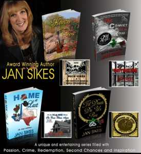 Author Jan Sikes | From the blog of Nicholas C. Rossis, author of science fiction, the Pearseus epic fantasy series and children's books