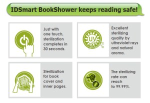 IDSmart's BookShower | From the blog of Nicholas C. Rossis, author of science fiction, the Pearseus epic fantasy series and children's books