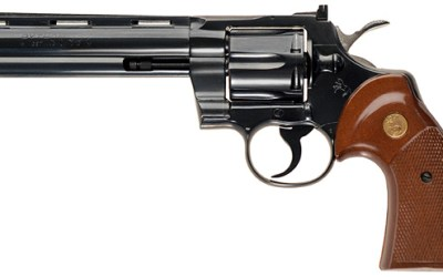 A Writer's Guide to Firearms: Double Action Revolvers