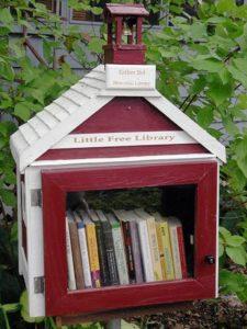 Little Free Library | Istomedia web database and multimedia design - σχεδίαση ιστοσελίδων, βάσεις δεδομένων, πολυμέσα