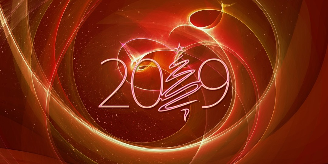 Happy new year 2019 | From the blog of Nicholas C. Rossis, author of science fiction, the Pearseus epic fantasy series and children's books