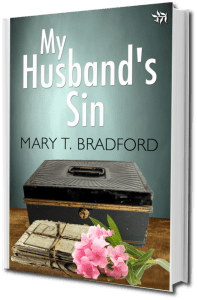 My husband's sin by Mary T. Bradford | From the blog of Nicholas C. Rossis, author of science fiction, the Pearseus epic fantasy series and children's books