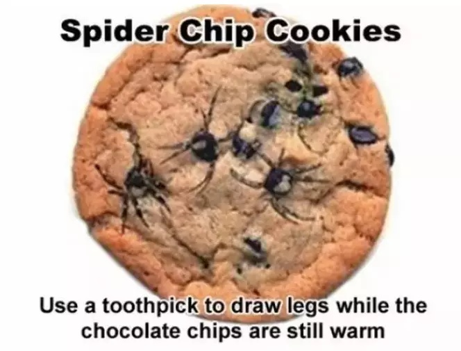 Spider cookies | From the blog of Nicholas C. Rossis, author of science fiction, the Pearseus epic fantasy series and children's books