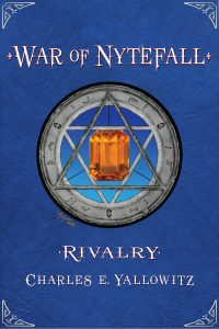 War of Nytefall: Rivalry by Charles E. Yallowitz | From the blog of Nicholas C. Rossis, author of science fiction, the Pearseus epic fantasy series and children's books