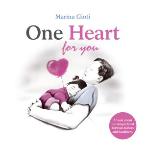 Marina Gioti, One Heart for You | From the blog of Nicholas C. Rossis, author of science fiction, the Pearseus epic fantasy series and children's book