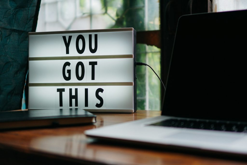 You got this | From the blog of Nicholas C. Rossis, author of science fiction, the Pearseus epic fantasy series and children's books