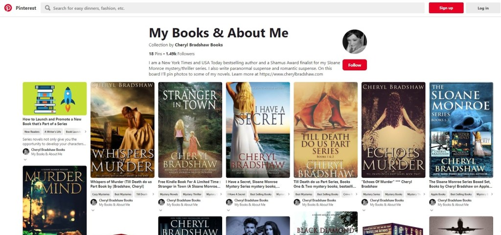 Instagram author page | From the blog of Nicholas C. Rossis, author of science fiction, the Pearseus epic fantasy series and children's books