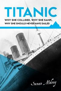 Titanic | From the blog of Nicholas C. Rossis, author of science fiction, the Pearseus epic fantasy series and children's books