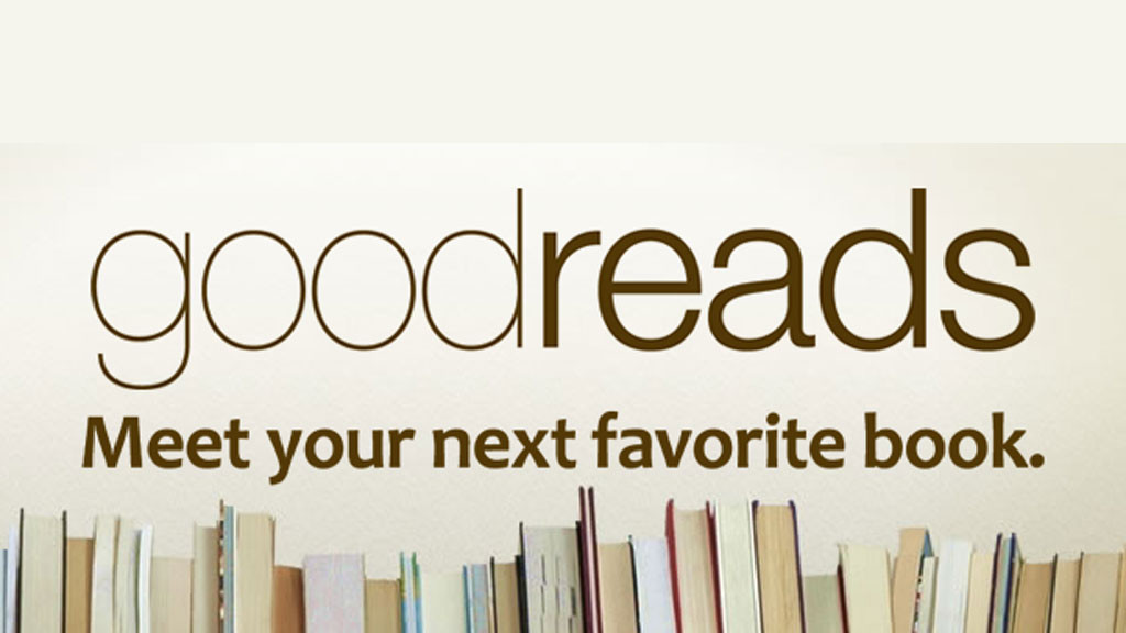 Goodreads logo | From the blog of Nicholas C. Rossis, author of science fiction, the Pearseus epic fantasy series and children's books