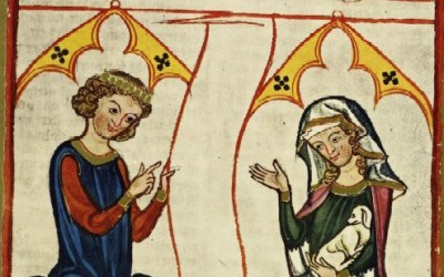 Getting Married in the Middle Ages