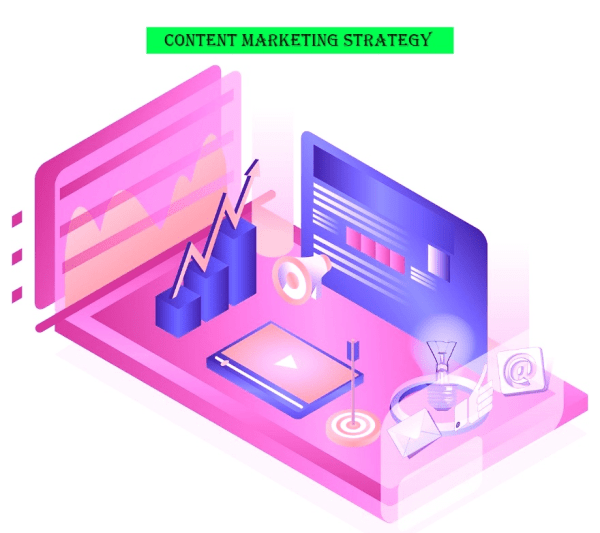 Content marketing strategy | From the blog of Nicholas C. Rossis, author of science fiction, the Pearseus epic fantasy series and children's book
