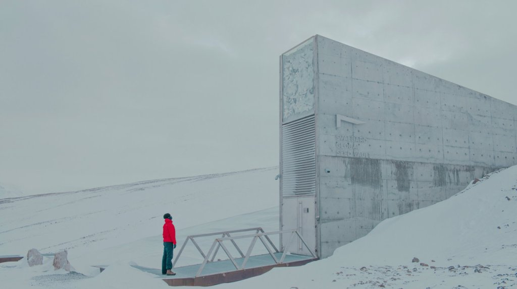 Norway's Doomsday Seed Vault | From the blog of Nicholas C. Rossis, author of science fiction, the Pearseus epic fantasy series and children's book