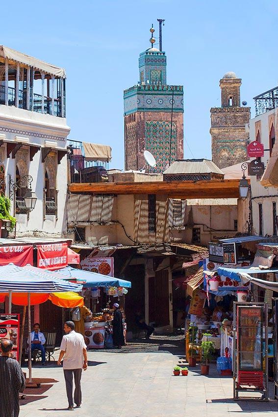 Bou Inania Madrasa in Fez