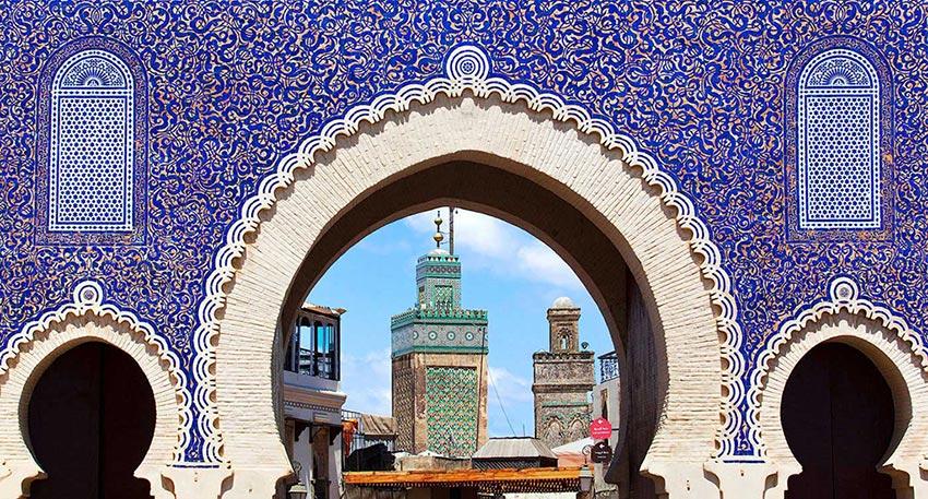 bab boujloud gate