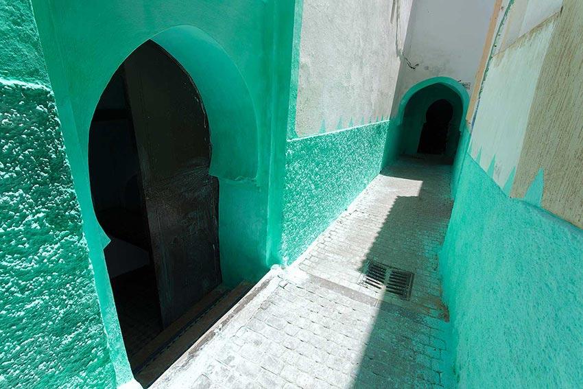 moulay idriss medina