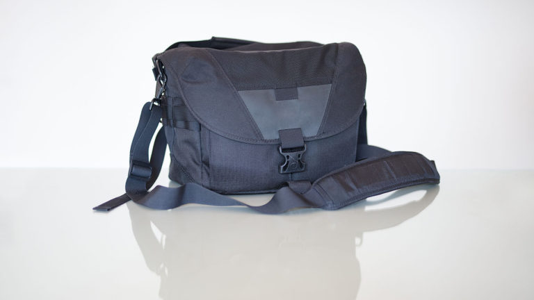 Shoulder bag for photography